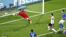 Video bàn thắng Đức 1-1 Italia (pen 6-5)