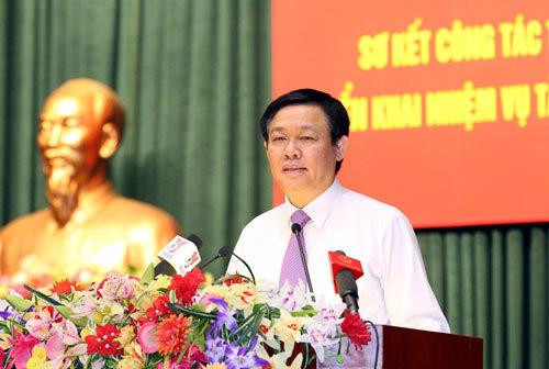 Phó Thủ tướng giao nhiệm vụ: Không được để lợi ích nhóm can thiệp thu, chi ngân sách
