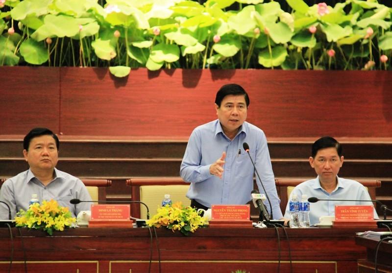 Bí thư Thăng: Cả nước 1 triệu DN, TP.Hồ Chí Minh góp 500 ngàn