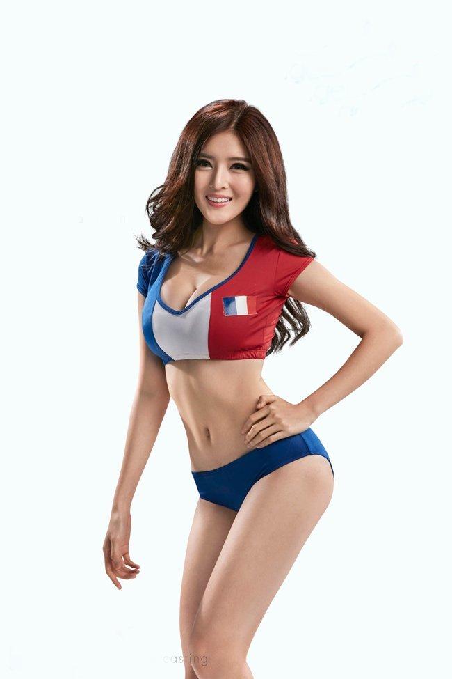 Lily Luta, Sài thành, EURO 2016, đội tuyển Pháp, Iceland