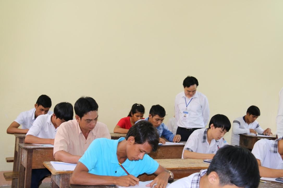 Bộ trưởng Phùng Xuân Nhạ, kỳ thi THPT quốc gia 2016
