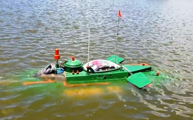 tiêu chuẩn kỹ thuật, Tàu ngầm Trường Sa, chạy thử nghiệm, tàu ngầm mini, Nguyễn Quốc Hòa, tàu ngầm Hoàng Sa, Bộ Quốc phòng, Giám khảo, tỉnh Thái Bình