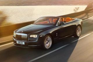 Bất thường một doanh nghiệp được 'tặng' Rolls-Royce Dawn 2016