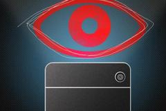 Phần mềm giúp điều khiển smartphone bằng mắt