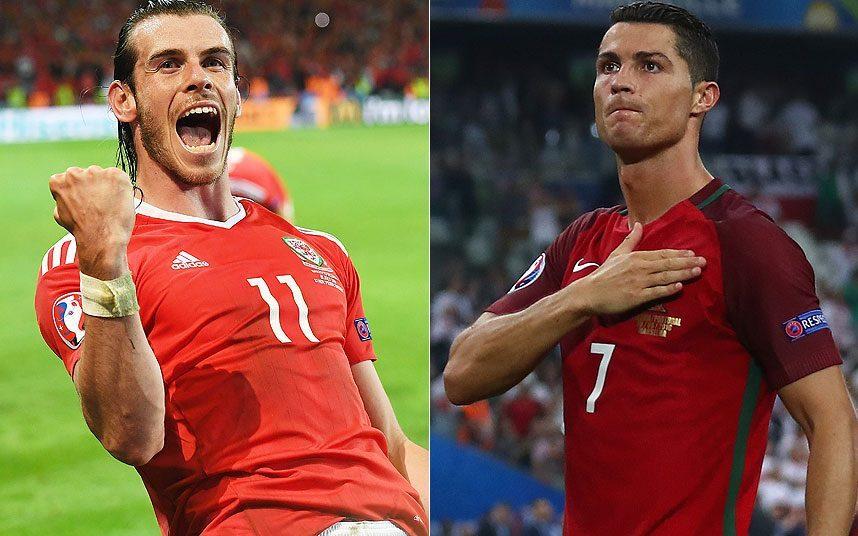 Pháp và Đức đại chiến, Ronaldo so tài cao thấp với Bale