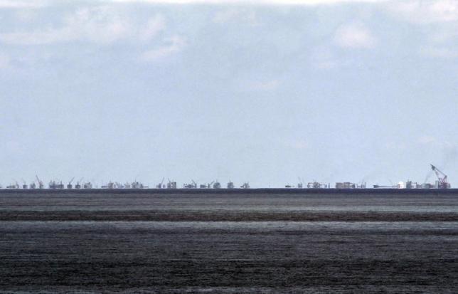 Trung Quốc tổ chức hàng loạt cuộc tập trận ở biển Đông