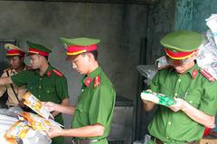 Công an Nghệ An phát hiện ổ kem Tràng Tiền giả