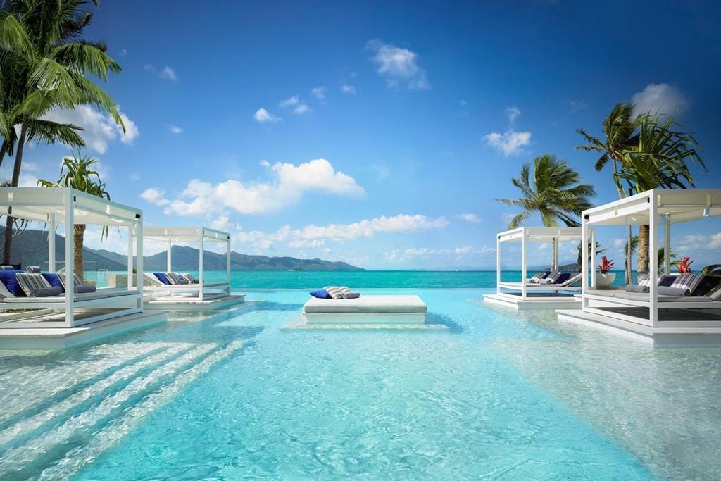 Những bể bơi nhân tạo tuyệt diệu nhất thế giới