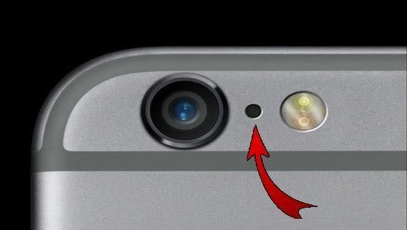 Tâm điểm CN: Bí ẩn lỗ đen giữa camera và đèn flash của iPhone