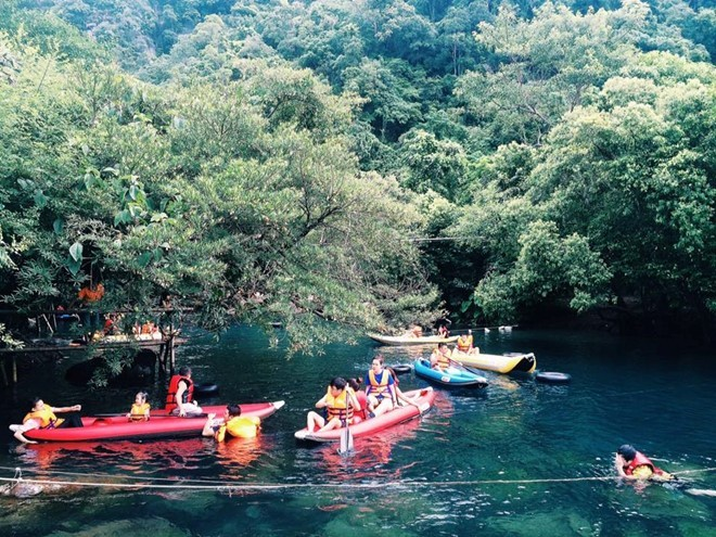 Bí quyết du lịch Quảng Bình chỉ với 2,3 triệu đồng