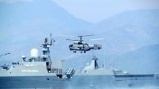 Không quân Hải quân tăng cường huấn luyện
