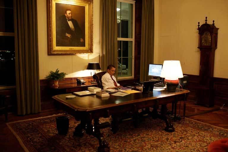 Thói quen khó lý giải của 'cú đêm' Obama