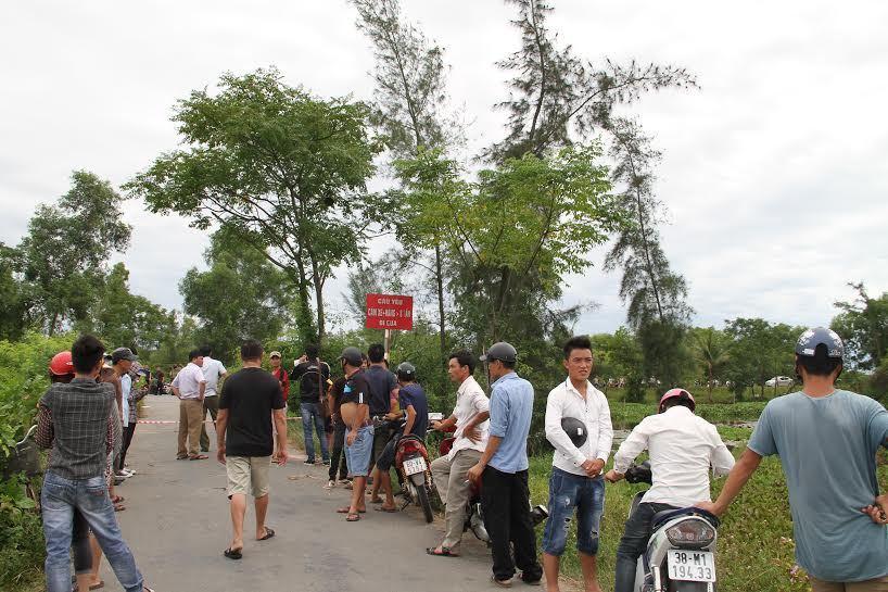 Hà Tĩnh: Nữ giám thị coi thi bị giết, vứt xác xuống sông
