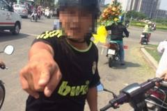 Mạo danh CA vòi tiền người bán hàng rong ở Sài Gòn