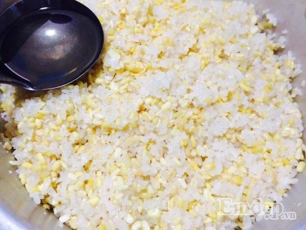 Cách nấu xôi đậu xanh dẻo ngon đơn giản nhất