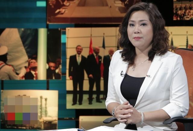 MC xinh đẹp thế chỗ Diệp Anh ở VTV là ai?