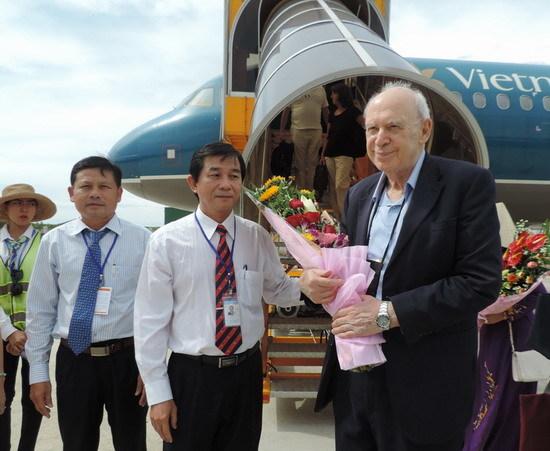 Nobel, chủ nhân Nobel, Gặp gỡ Việt Nam, GS Trần Thanh Vân, thành công