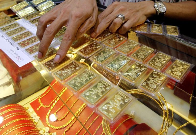 Một ngày tăng 3 triệu, vàng lên 40 triệu/lượng