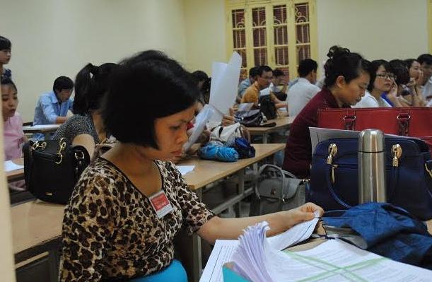 Chấm thi, điểm thi, Thi THPT quốc gia, kỳ thi THPT quốc gia 2016