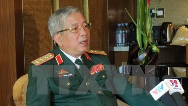 Lãnh đạo Bộ Quốc phòng cảm ơn TQ về tìm kiếm Casa 212