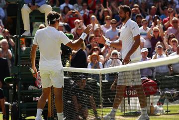 Những pha đôi công tuyệt đỉnh của Federer và Cilic