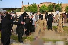 IS dìm chết chiến binh đào tẩu trong vạc nước sôi