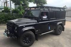 """Chiến binh"" Land Rover Defender bản đặc biệt về Việt Nam"