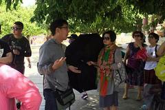 Trục xuất hướng dẫn viên du lịch Trung Quốc hoạt động 'chui'