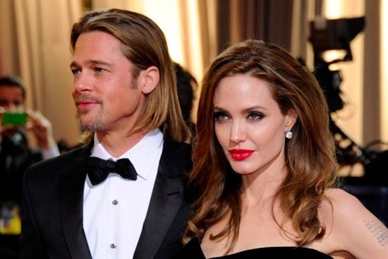 Sau tất cả, Brad Pitt và Jolie lại trở về với nhau
