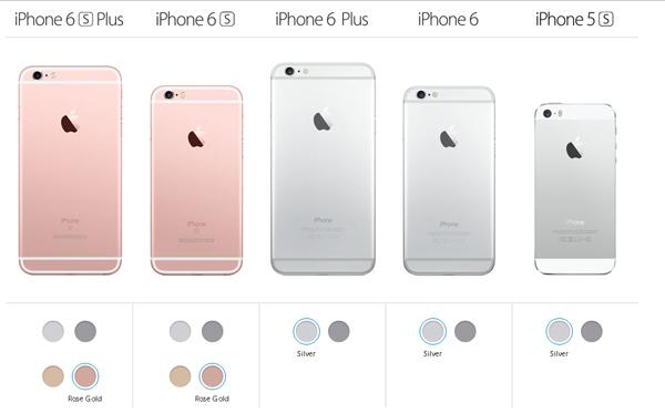 iPhone 6s đã qua sử dụng vẫn 'siêu giữ giá'