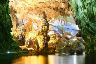 Thiên nhiên kỹ bí, hùng vĩ ở vườn Quốc gia Phong Nha Kẻ Bàng
