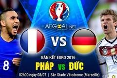 Soi sức mạnh Pháp vs Đức trước giờ đại chiến