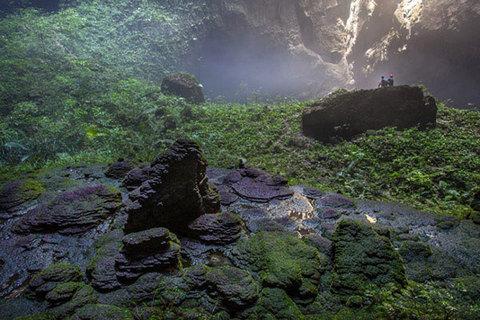Video: Khám phá vẻ đẹp huyền ảo bên trong hang động Sơn Đoòng