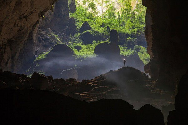 Bộ ảnh bên trong Sơn Đoòng - Hang động lớn nhất thế giới