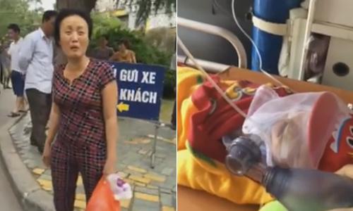 Vụ bảo vệ cản xe cấp cứu: Giám đốc BV Nhi lên tiếng