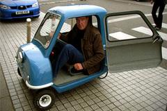 Quy trình đặc biệt chế tạo xe hơi nhỏ nhất thế giới