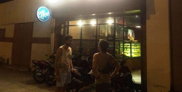 Truy sát kinh hoàng ở trung tâm Sài Gòn