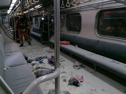 Nổ tàu chở khách ở Đài Loan, một phụ nữ Việt bị thương