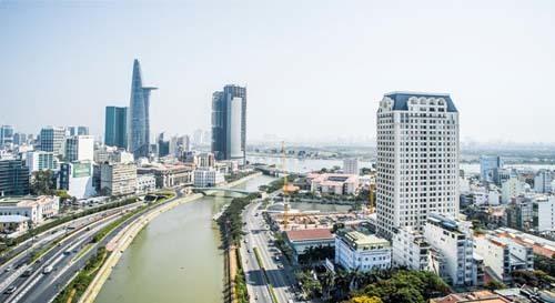 thị trường bất động sản, giá căn hộ, nhà ở xã hội, căn hộ cao cấp