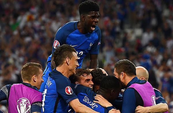 Pháp, Đức, Nicola Rizzoli, trọng tài, EURO 2016, trọng tài trận đức vs pháp