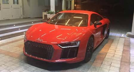 Thêm siêu xe giá hơn chục tỷ về tay thiếu gia Phan Thành