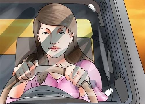 Làm sao để ô tô vẫn mát dù không có điều hòa