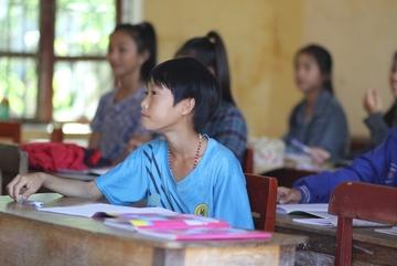 Vụ Formosa: 119 HS Vũng Áng trở lại trường sau 2 năm thất học