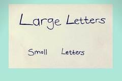 Chữ viết tay tiết lộ tính cách của bạn