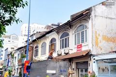Lo sợ dãy nhà cổ 100 năm tuổi có nguy cơ đổ sập, người Sài Gòn kêu cứu