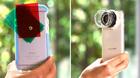 Cách tự chế bộ lọc, ống kính cho camera smartphone