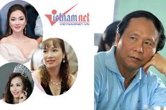 'Ông trùm hoa hậu' kể chuyện săn đón Nguyễn Thị Huyền