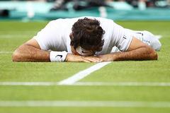 Federer ngã gục trước ngưỡng cửa thiên đường