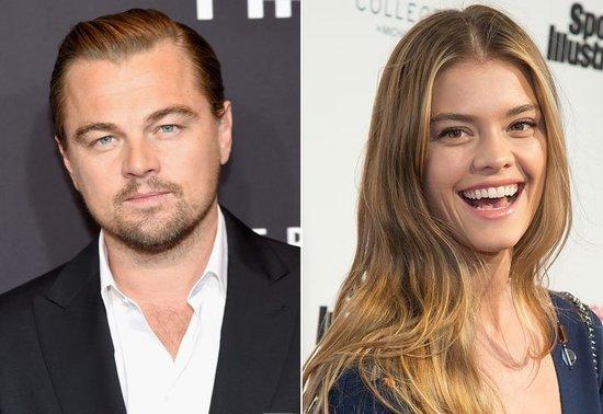 Tình mới của Leonardo DiCaprio là thiên thần Victoria's Secret