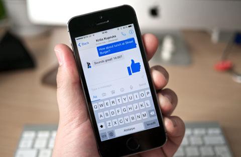 Facebook Messenger, hội thoại bí mật, tin nhắn tự hủy
